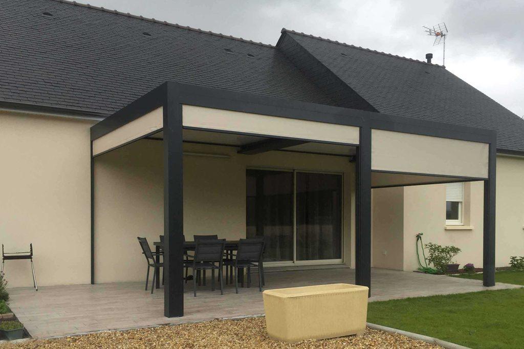 La Pergola Bioclimatique Et L Art De Vivre Sa Terrasse A Saumur