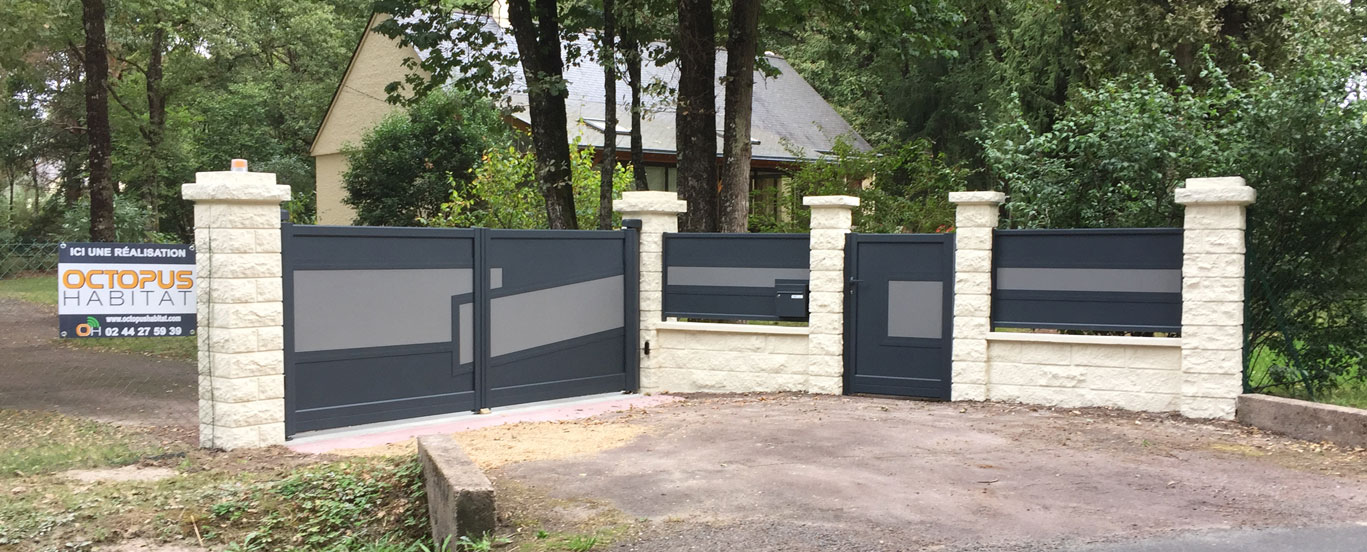 saumur portail store volet porte de garage et pergola. Black Bedroom Furniture Sets. Home Design Ideas